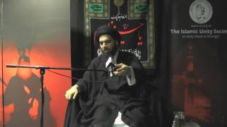 03 Desires, the Soul and Satan  - Muharram Majaalis 2014 | Night 3 (Sayed Mustafa Al-Modaressi)