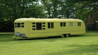 Video No One Has Touched This Strange Old Camper Since The 1950s For A Very Good Reason MP3, 3GP, MP4, WEBM, AVI, FLV Februari 2018