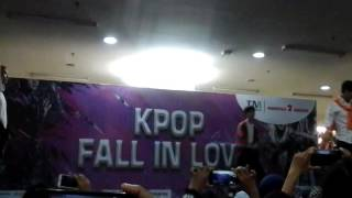 Manggadua Indonesia  City pictures : 160828 BTAce - SAVE ME + FIRE ( BTS ) Dance Cover from Indonesia at Mangga Dua Square