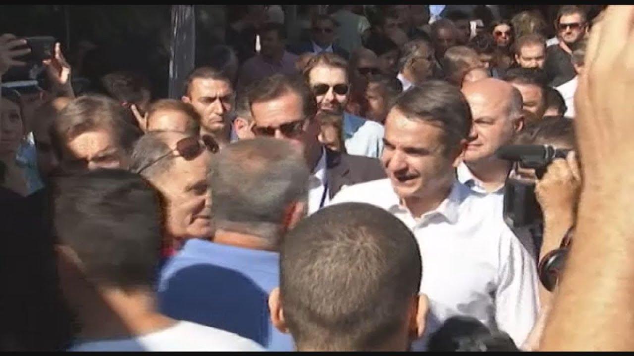 Κ. Μητσοτάκης στην ΔΕΘ: Ανάγκη να γίνει η Βόρεια Ελλάδα κέντρο εξαγωγικών δραστηριοτήτων