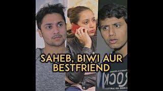 Video Saheb , Biwi aur Bestfriend Feat. Nazarbattu || Harsh Beniwal MP3, 3GP, MP4, WEBM, AVI, FLV Juni 2018
