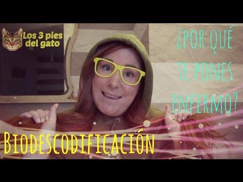 Biodescodificación ⚛ ¿Por qué te pones enfermo? 😉 Este video puede cambiar tu vida.