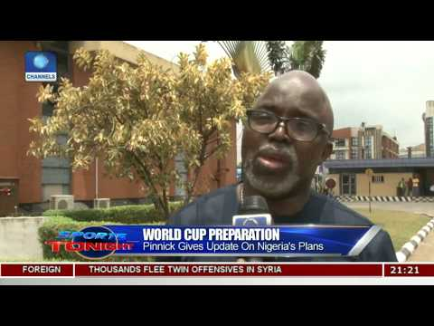 W/Cup Preparation: Pinnick Gives Update On Nigeria's Plans |Sports Tonight|