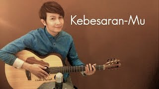 Video (ST12/Setia band) KebesaranMu - Nathan Fingerstyle MP3, 3GP, MP4, WEBM, AVI, FLV Juli 2018