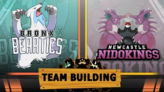 Bronx Beartics - Team Building for the Newcastle Nidokings [UCL S2W3] @UCLOfficial by PokeaimMD