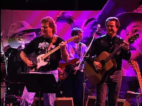 Johnny Cash - Folsom Prison Blues Live at Farm Aid 1993