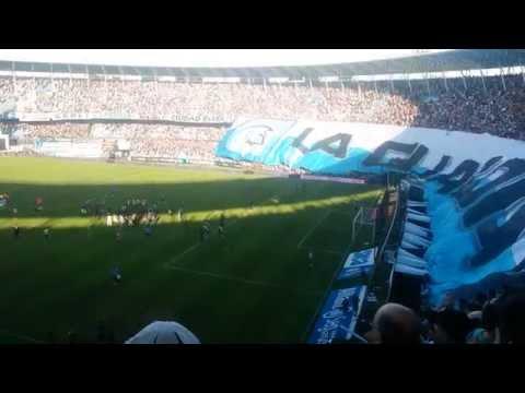 Racing (La Guardia Imperial) - Muchachos, Traigan Vino Juega La Acade - La Guardia Imperial - Racing Club - Argentina - América del Sur