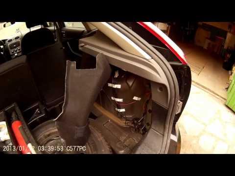 установка парктроника на форд фокус 2 хэтчбек своими руками