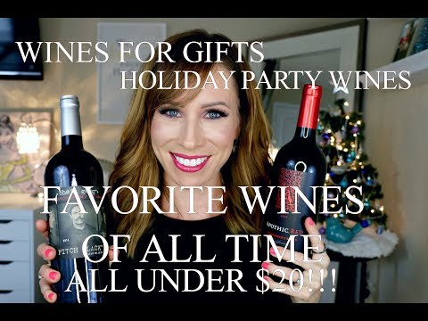 MY FAVORITE WINES OF ALL TIME || All under $20