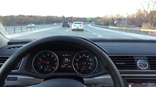 VW Lane Assist & Adaptive Cruise Control Demonstration | Ide Volkswagen
