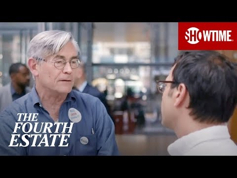 'New York Times Walkout' Sneak Peek | The Fourth Estate | SHOWTIME