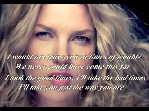 , title : 'karaoké diana krall just the way you are'