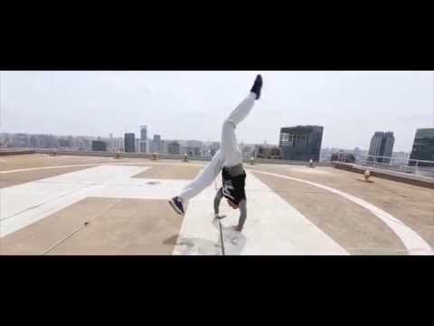 monkey - 3RUN's Capoeira Master - Fabio Santos. Returns in this beast one shot Capoeira Sequence Monkey style on top of one of Shanghai's tallest buildings. Heli-Pad ...