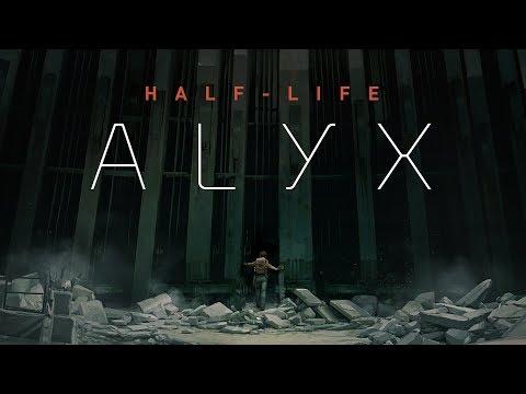 Trailer d'annonce de Half-Life: Alyx
