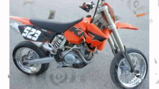 1. 2005 KTM SMR 450 - Info and Specification