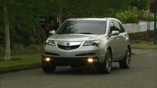 DRIVE- 2011 Acura MDX