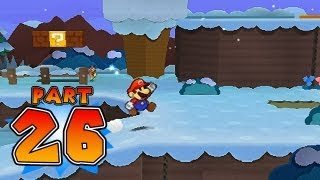 This is my playthrough/walkthrough of Paper Mario Sticker Star for the Nintendo 3DS, in this part we travel to Snow Rise, get 2 comet pieces, and beat it, EN...
