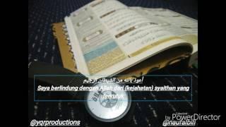Al Fatihah Maqam Kurdi voice Naufal bili