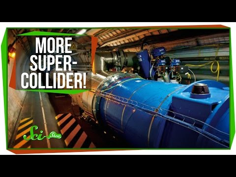 How to Make a Superbug, and an Even More Super-Collider!