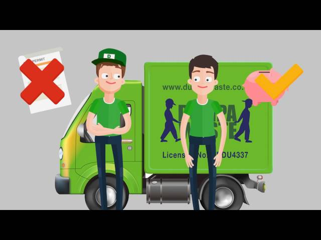 Cardiff Skip Hire - Dumpawaste Company Video