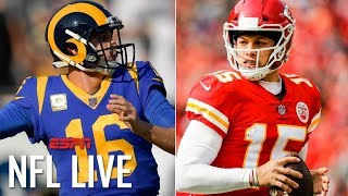 NFL Live predicts 2018 Week 11 games