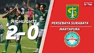 Video Persebaya Surabaya vs Martapura FC: 2-0 All Goals & Highlights MP3, 3GP, MP4, WEBM, AVI, FLV November 2017