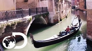 Government Has Spent €5 Billion Trying To Stop Venice Flooding