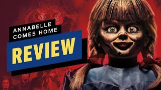 Annabelle Comes Home Review by IGN