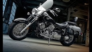 3. Ride AMAP Reviews the Yamaha 650 V-Star