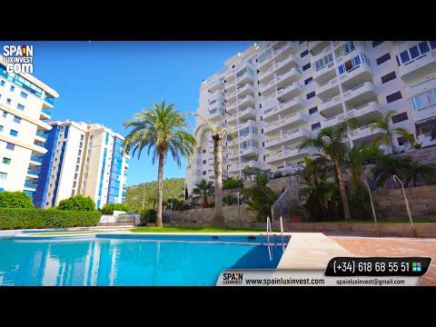 263000€/Новая квартира в Бенидорме/Недвижимость в Испании для сдачи в аренду, жизни, отдыха/Ла Кала