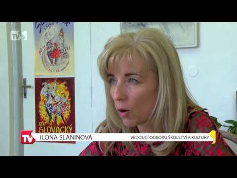 TVS: Zpravodajství Kyjov - 5. 4. 2016