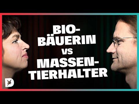 Bio-Bäuerin vs. Massentierhalter: Ist Bio nur Luxus f ...