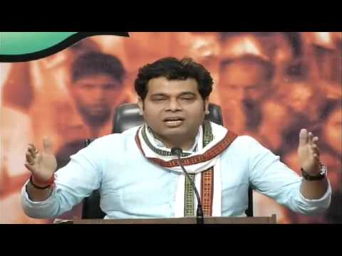 BJP believes in 'Action' instead of acting : Shri Shrikant Sharma - 17.04.2016