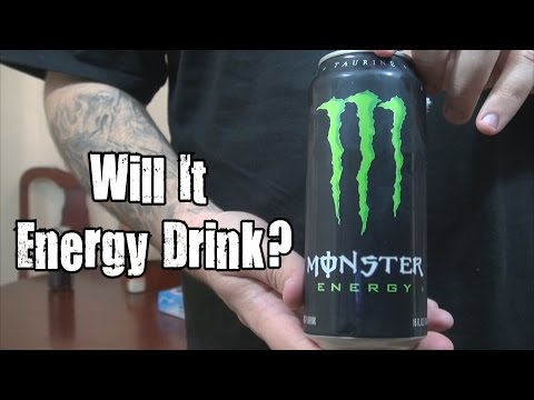 energy - Welcome to Will It? On this show members of the WE cast will try to create weird & gross types of misc products! Today Chris Wreckless & Matt Zion try to make Monster Pumpkin Spice! Buy wreckless...
