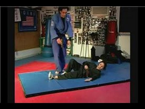 Judo Self-Defense Techniques : Judo Side Falling Tips