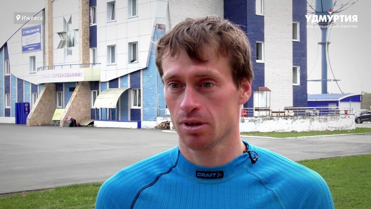 Удмуртский лыжник Максим Вылегжанин: есть планы на медали корейской Олимпиады