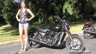 6. New 2015 Harley Davidson Street 500 Motorcycles for sale