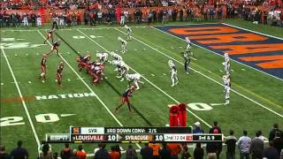 Ryan Nassib vs Louisville (2012)
