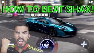 CSR Racing 2 HOW TO BEAT SHAX - McLaren 650s Tune