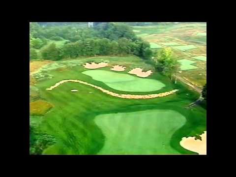Flyover of the 11th Hole