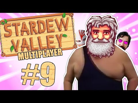 Chipart - QUANDO BATE O CIÚME.. - Stardew Valley CO-OP #9