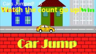 Car Jump YouTube video