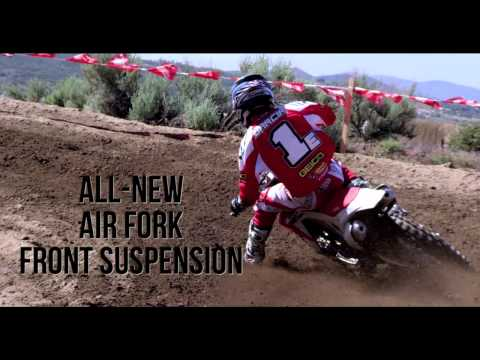 crf - The 2013 CRF450R is a direct result of knowledge acquired by the HRC works team in the All-Japan Motocross Championship. Focused completely around the rider,...