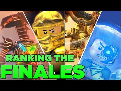 Ninjago: Ranking the Finales | (Worst to Best!)