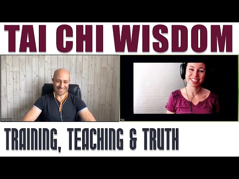 Tai Chi Wisdom (Episode 4) | Tai Chi & Health Psychology with Ben Morris