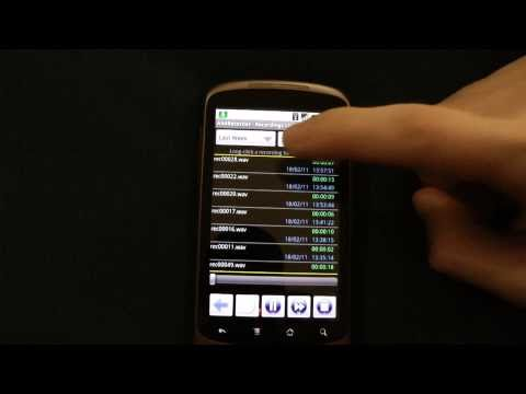 Video of AndRecorder - Premium