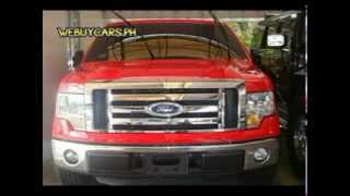 2012 Ford F-150 Philippines Best Buy - WEBUYCARS.PH