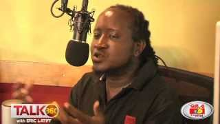 Talk360 hosts Esther Passaris, Charles Wanguhu and Dismas Mokua (Part 1)