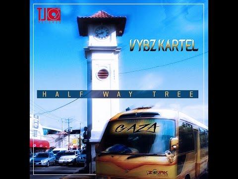 Vybz Kartel - Half Way Tree (H.W.T.)