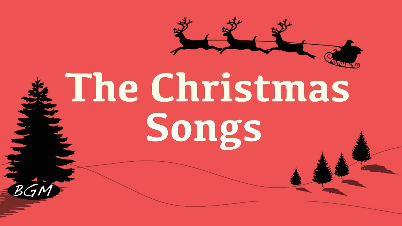 Christmas Songs Jazz & Bossa Nova Cover – Piano & Guitar Instrumental Music
